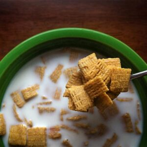Cereals and Snacks